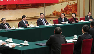 """Chinese President Xi Jinping says """"door of opening up will not close"""""""