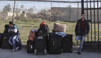Egypt opens Gaza-Rafah crossing for 3 days