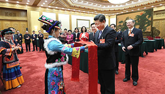 Xi instructs Sichuan lawmakers in agriculture reform, poverty alleviation