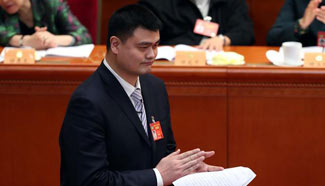 Yao Ming: Sports industry not only about money