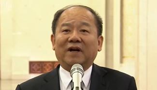 China's head of statistics bureau vows zero tolerance on fraud