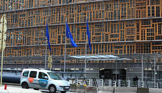 First European Council summit held in Europa building after decade-long construction