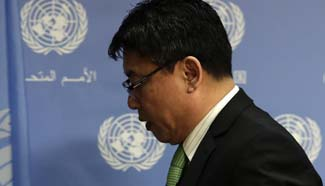 DPRK envoy at UN blames U.S., South Korea for VX assassination in Malaysia