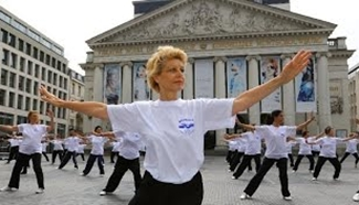 Chinese Qigong enters Brussels hospitals