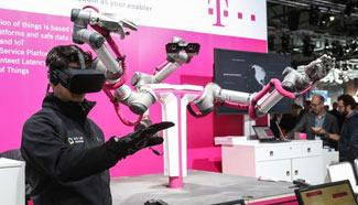 Bosch ConnectedWorld 2017 held in Germany's Berlin