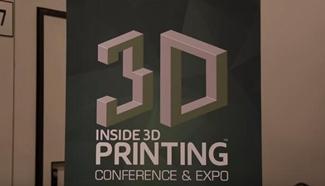 Inside 3D Printing Expo held in New York