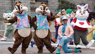 Springtime Carnival to kick off at Hong Kong Disneyland