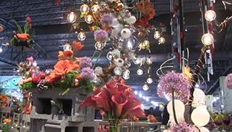 Philadelphia Flower Show in full bloom