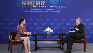 Global brand champions important for China's manufacturing: Keith Williams