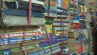 India's struggling book market