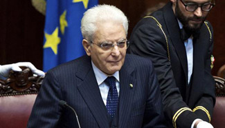 Italian lawmakers celebrate forthcoming 60th anniv. of Treaty of Rome