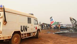 No death in South Sudan plane crash: officials