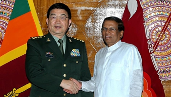 China, Sri Lanka agree to deepen cooperation in all fields