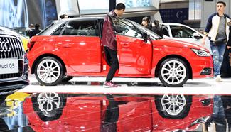 12th Harbin Spring Auto Show opens
