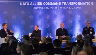 NATO Transformation Seminar held in Budapest, Hungary