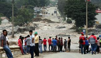 Heavy rains, landslides hit Peru due to El Nino