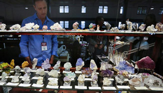 Vancouver Gem and Mineral Show held in Canada