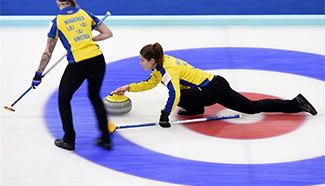 World Women's Curling Championship semifinal: Russia beats Switzerland 9-3