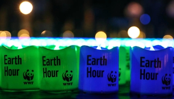 Earth Hour campaign held across the world