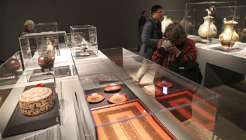 Exhibition of Civilization of Qin and Han Dynasties previewed in New York