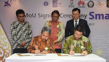 China's Huawei trains Indonesian ICT talents through SmartGen program