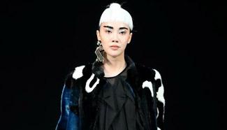 Creations of Wang Fei presented at China Fashion Week