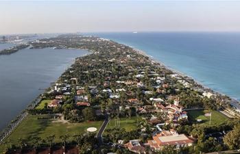 In pics: Mar-a-lago club at Palm Beach, Florida