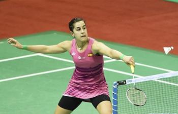 Highlights of Yonex Sunrise Indian Open Badminton Championship