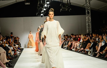 Creations by Chu Yan staged in South Africa