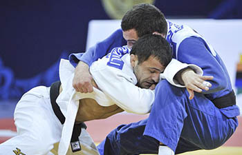 In pics: finals of 2017 Tbilisi Judo Grand Prix