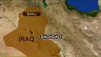 Iraqi military: Airstrikes near Syrian border kill over 150 terrorists