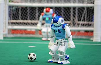 2017 RoboCup attracts 418 teams around China