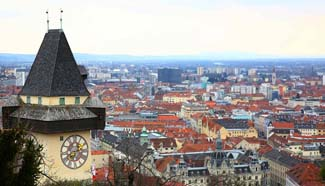 In pics: Ancient city of Graz in Austria