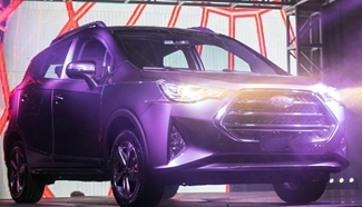 Chinese automaker JAC present first two SUVs produced in Tepeapulco, Mexico