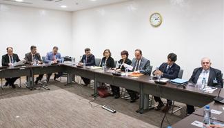 Meeting of Intra-Syria peace talks held in Geneva