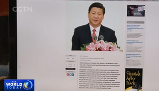 Full Text of President Xi's signed article in Finnish newspaper released