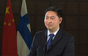 """China-Finland ties """"an example of friendly co-existence and win-win cooperation"""": Ambassador"""
