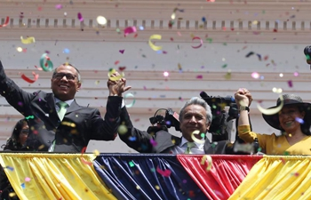 Moreno wins Ecuador presidential election