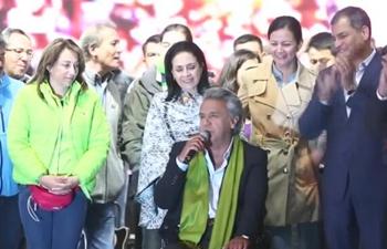 Moreno wins Ecuador presidential election