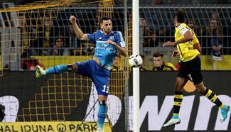 German Bundesliga: Dortmund vs. Hamburger SV