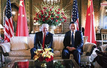 Xi Jinping, Donald Trump meet at Mar-a-Lago resort