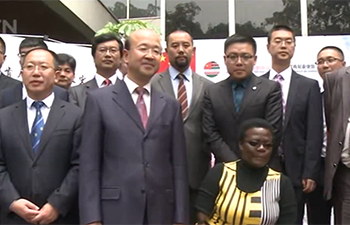 Chinese firms in Kenya donate food supplies worth 160,000 dollars