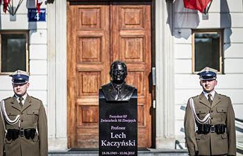 Poland commemorates anniversary of presidential plane crash