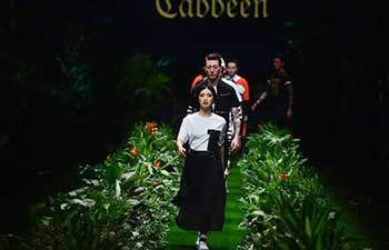 Shishi Fashion Week kicks off in Fujian
