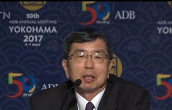 ADB vows to work with China