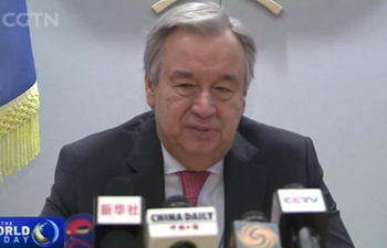UN chief Guterres highlights common goals of UN and Belt and Road