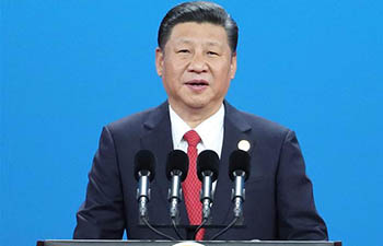 Full video: President Xi delivers keynote speech at Belt and Road Forum