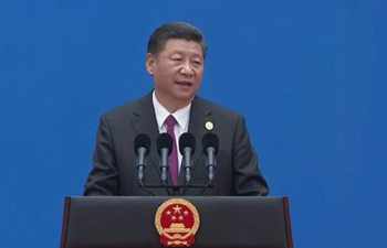 Belt and Road forum: Xi Jinping holds press conference