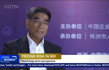Belt and Road CEO Visions - Risks must be taken when doing business