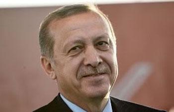 Turkish President Erdogan arrives in Beijing for Belt and Road forum